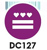 DC127 Logo